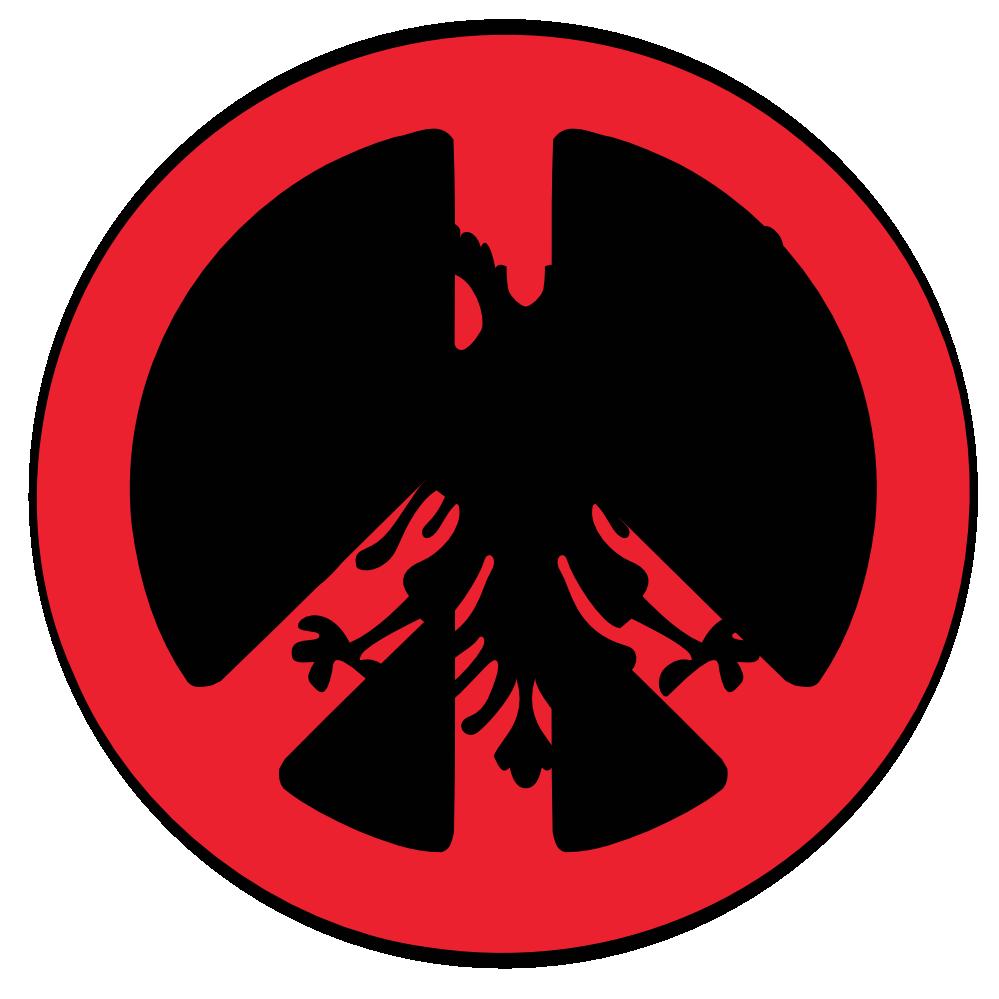 Albanian peace symbol flag djbenny pinterest albanian peace symbol flag biocorpaavc