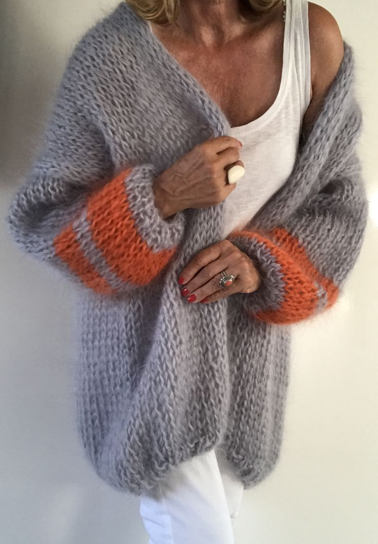 Photo of Knitwear label PureMe #handknitclothes #label #pureme #strickwaren
