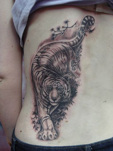 Tiger Tattoo For Women Google Search White Tiger Tattoo Tiger Tattoo Tiger Tattoo Sleeve