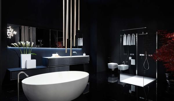 Arredo Bagno Design K One Rifra Black Bathroom Kitchen And