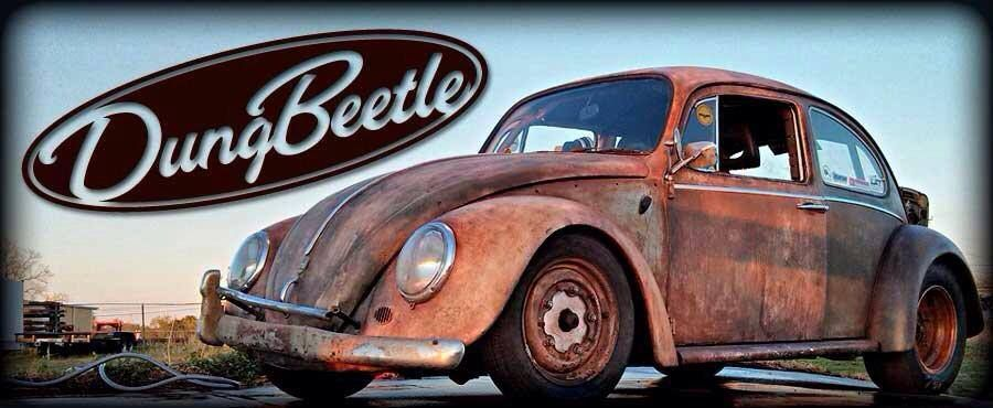 Dung Beetle As Seen On Discovery Channel S Street Outlaws