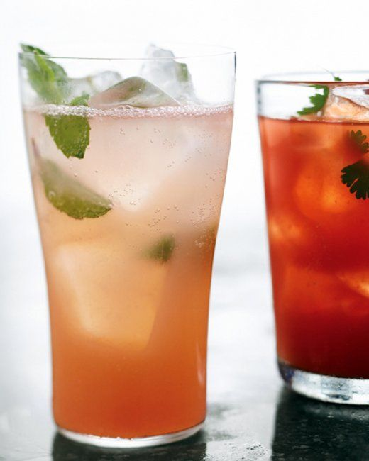 Summer Drinks, Spicy Drinks