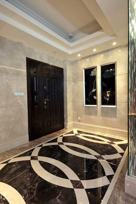 Flooring Ideas #office #home #lobby #interior #decor