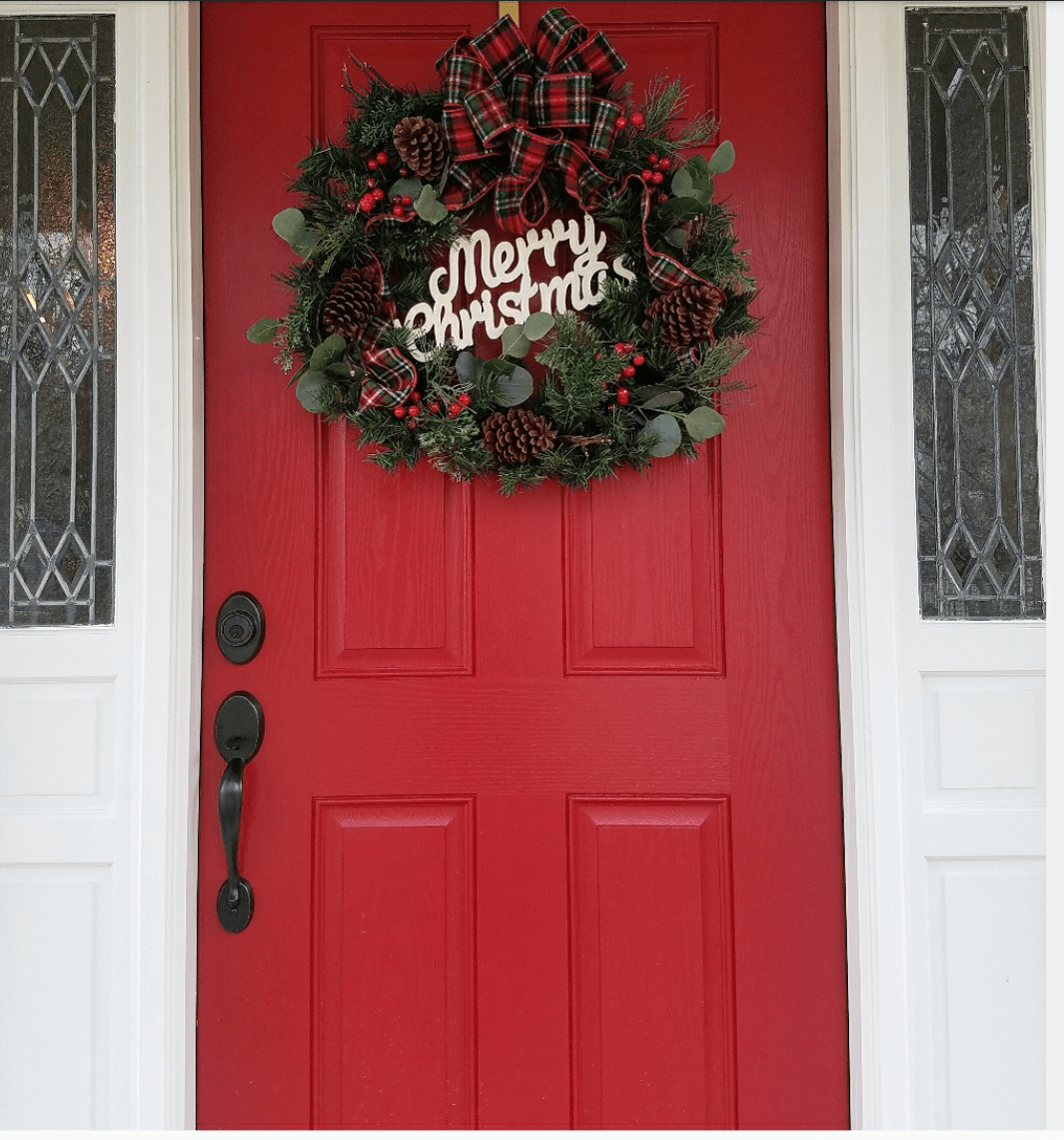 Seasons Greetings Unique Wreaths Swags And Door Decor To Welcome