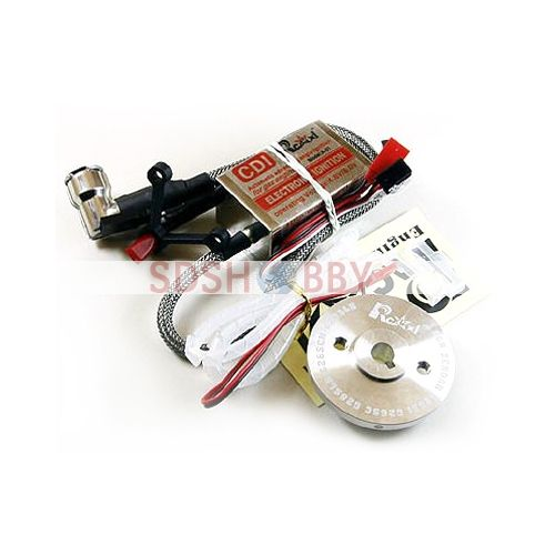 Automatic Advancing Angle Rcexl Single RC Model Ignition for