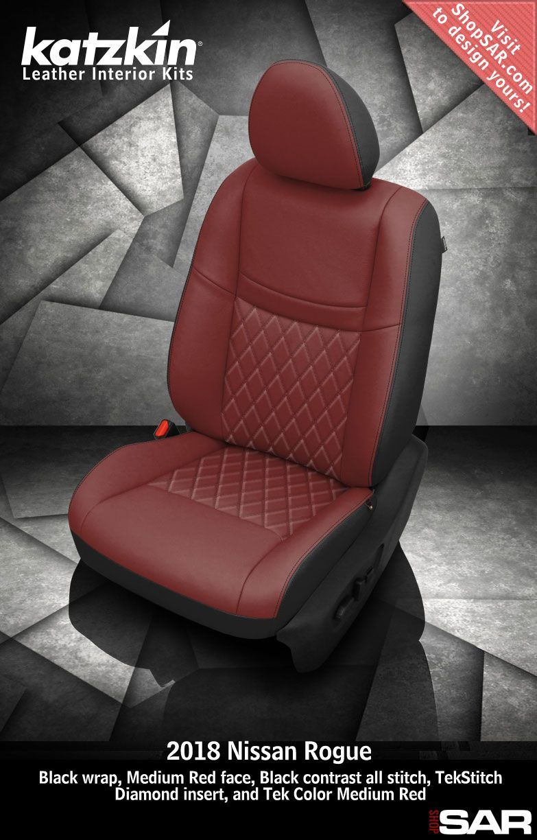 Katzkin Custom Leather Auto Interiors Leather Seat Covers Automotive Upholstery Leather Seat Covers Leather Seat