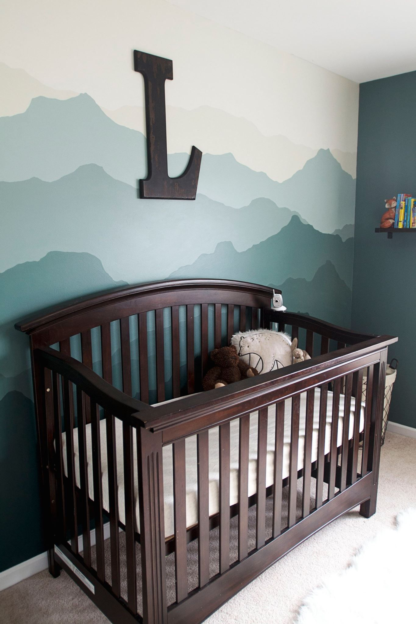 Gmail mountain theme pictures - Create A Luxurious And Unique Decoration For The Kids Room With These Stylish Projects Mountain Woodland Nurserynature Nursery Thememountain
