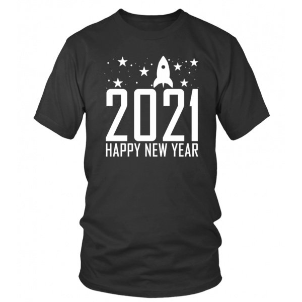 Happy New Year 2021 Gifts Shirt In 2020 Shirts Personalized T Shirts Shirt Gift