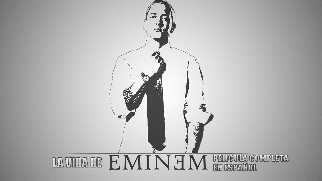 La Vida De Eminem Pelicula Completa Voces En Español Eminem Películas Completas Fondos Rock