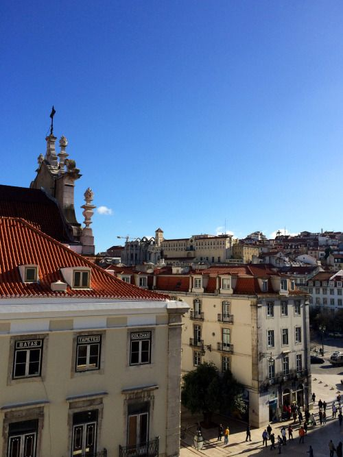Lissabon - city guide by May Mail Cards