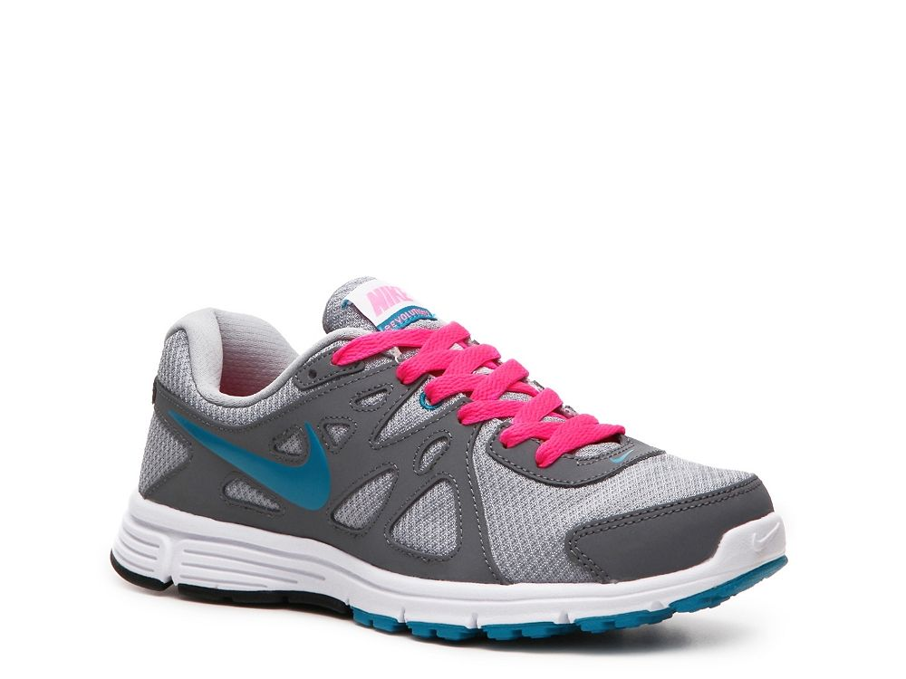 Nike Revolution 2 Lightweight Running Shoe - Womens  246ea4cef
