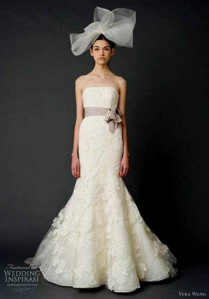 Awesome vera wang lace mermaid wedding dress 2018/2019 Check more at ...