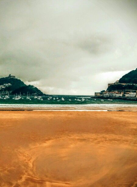 Playa de La Kontxa