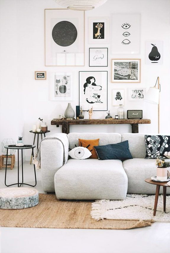 Attraktiv Sfgirlbybay | Wall Art Decor | Pinterest | Sofa, Teppiche Und Deko Wand