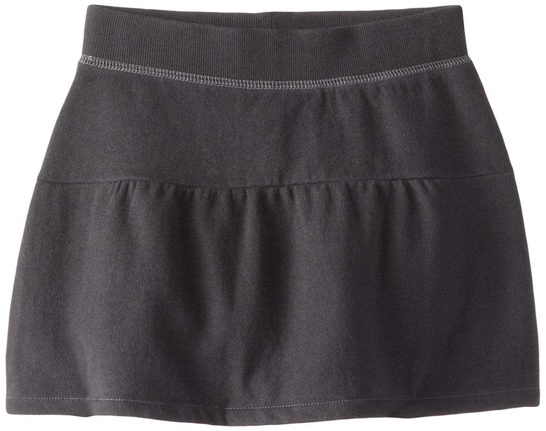 Girl's LIG Fleece Skirt - Night Black - CG11MWF3HEJ | Fleece skirt, Cool  girl, Skirts