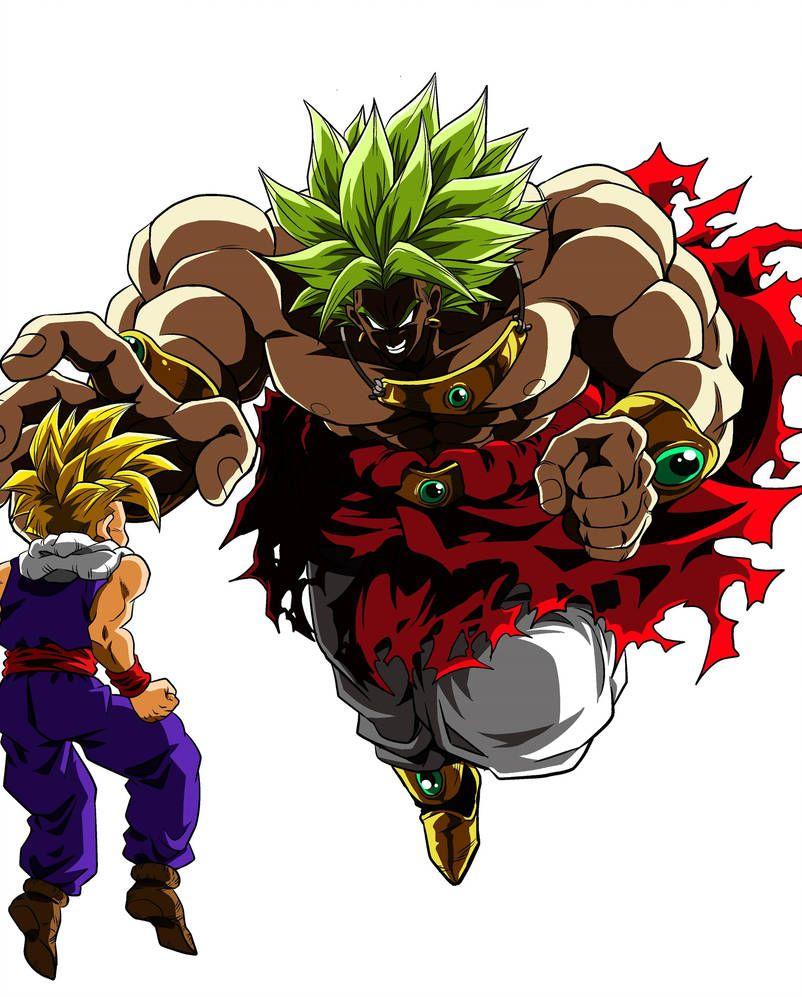 Kakarot How Much You Love Your Son Broly By Brolymaniac Dragon Ball Z Anime Dragon Ball Dragon Ball Art
