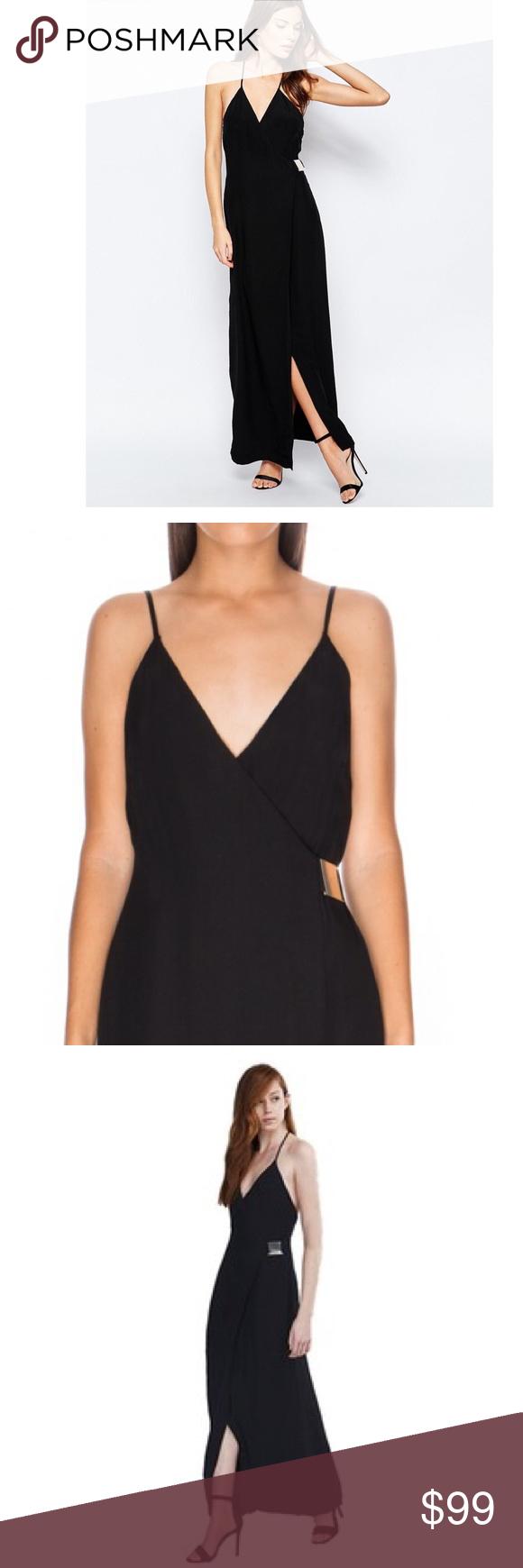 Keepsake Oasis Maxi Spaghetti Straps Dress Nwt Spaghetti Strap Dresses Fashion Clothes Design