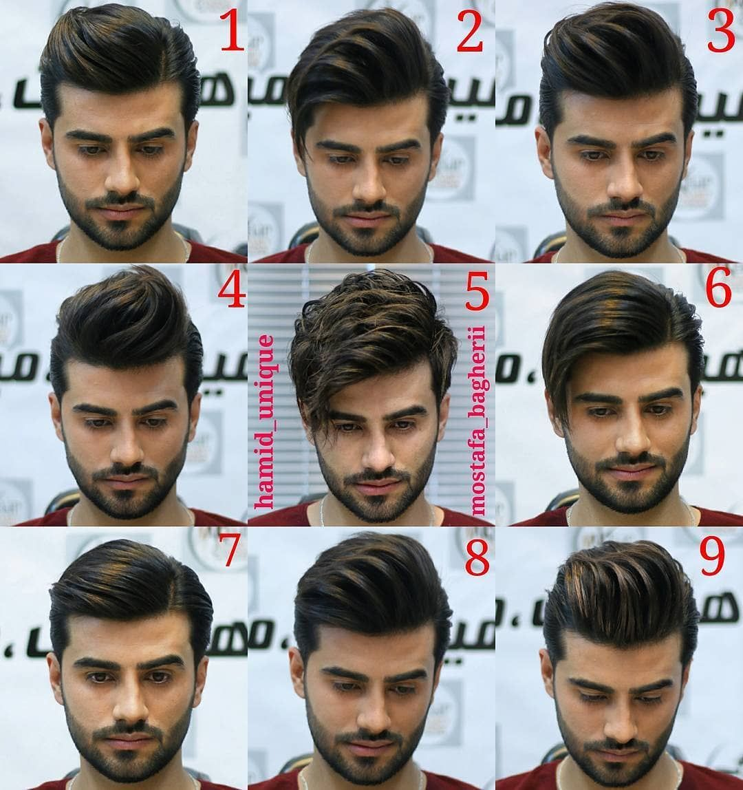 New] The 10 Best Hairstyles for Men (in the World) | Hairstyles for Men  With Curly Hair Short Medium Backside W… | Curly hair men, Beard hairstyle, Mens  hairstyles
