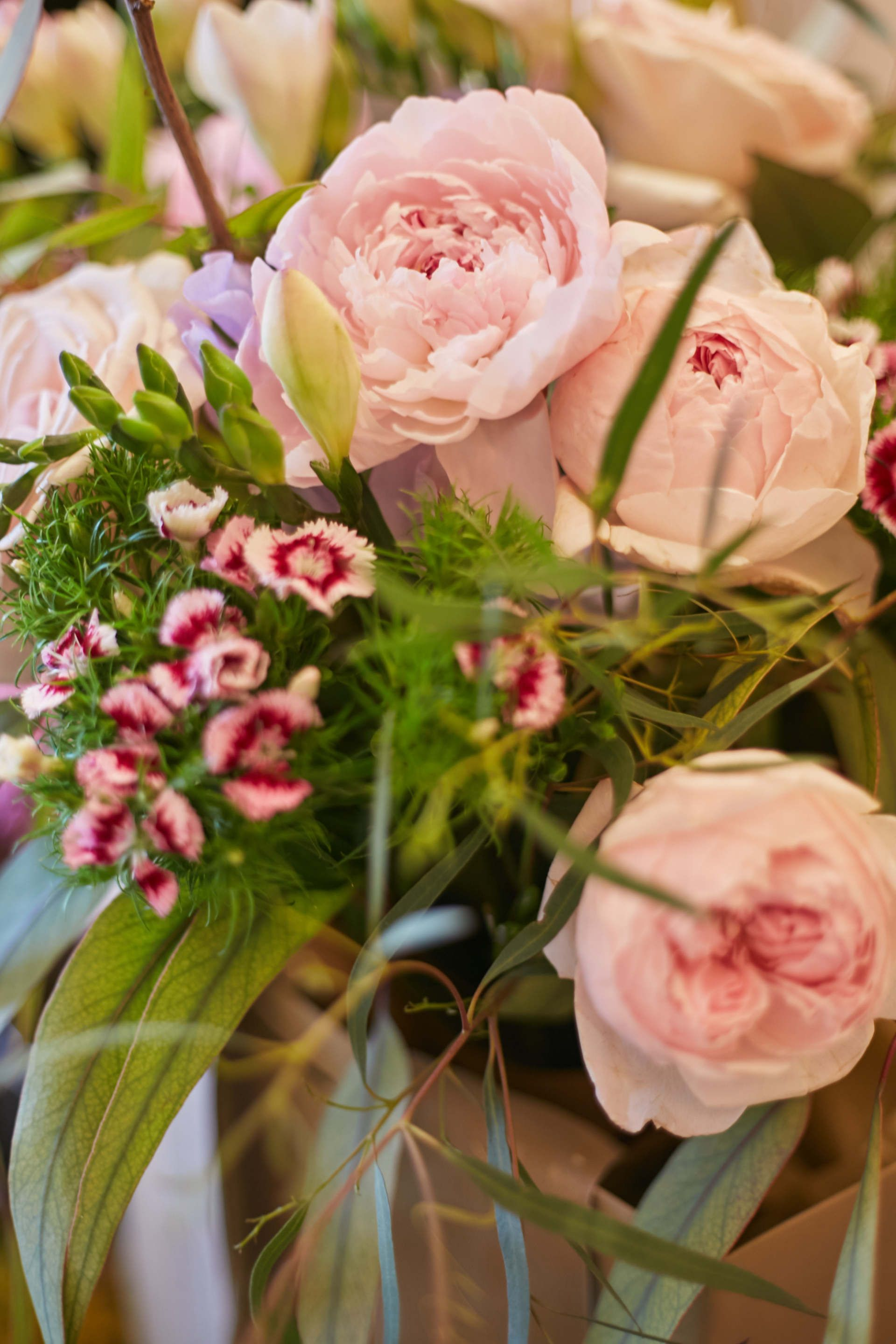 Burberry thomass cafe for a special mothers day peony flowers burberry thomass cafe for a special mothers day inthefrow floral bouquetsbeautiful izmirmasajfo Images