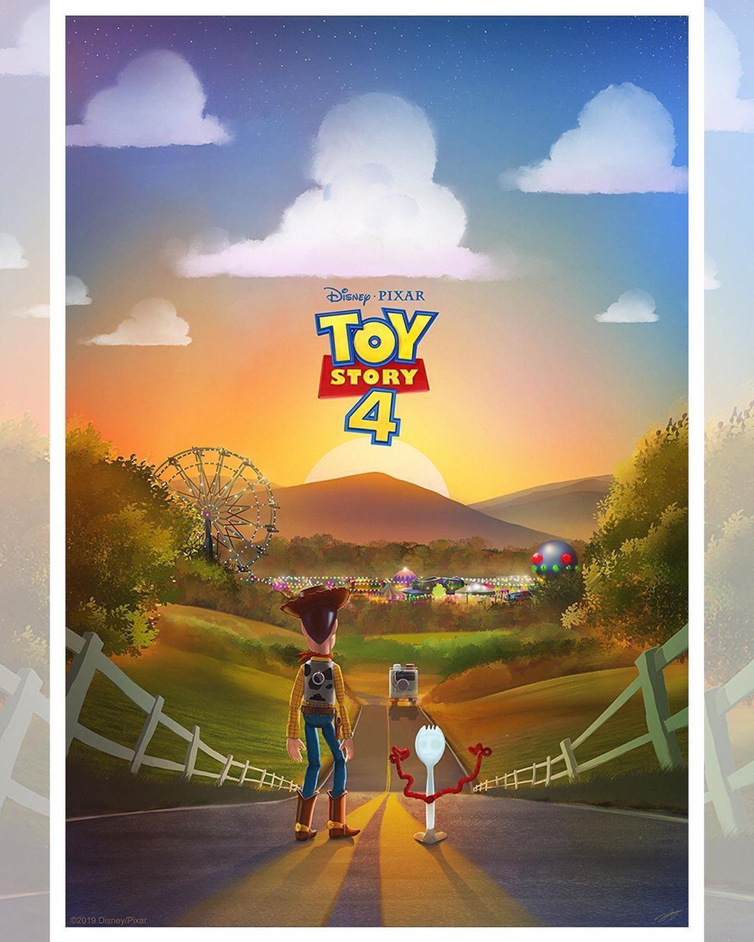 Toy Story 4 Fondos de pantalla de películas, Fondos de