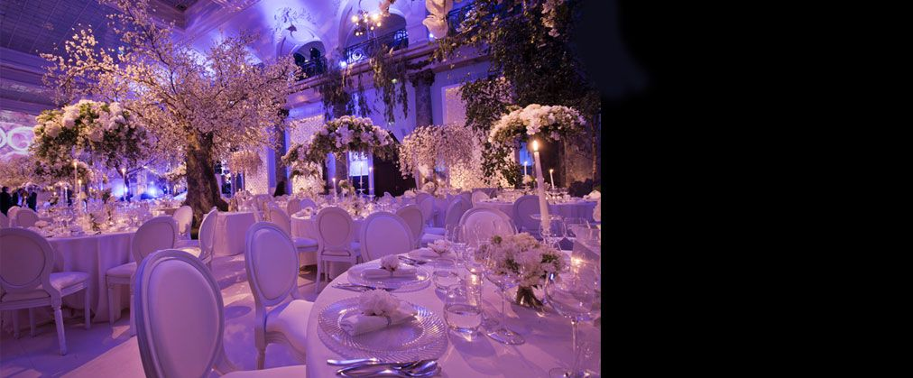 decoration mariage haut de gamme