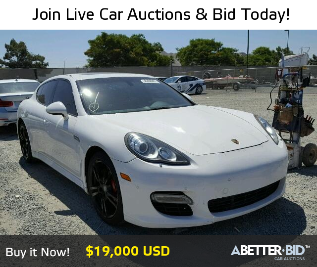 Pin By A Better Bid Car Auctions On Salvage Exotic And