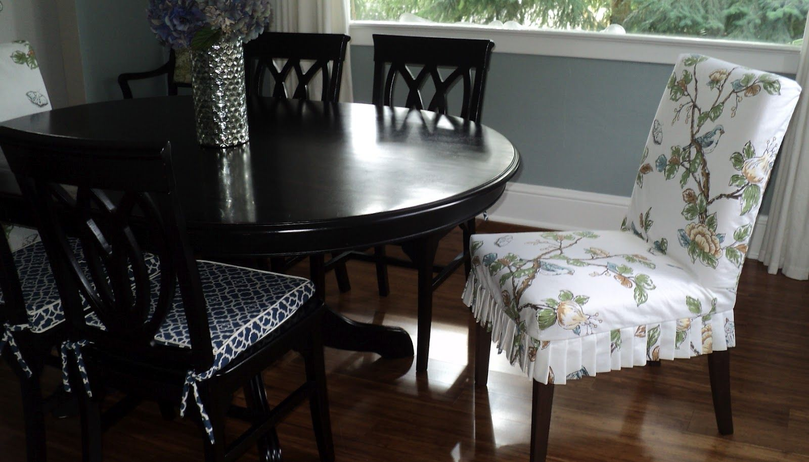 Dining Room Chair Slipcover Designs Wingback Chair