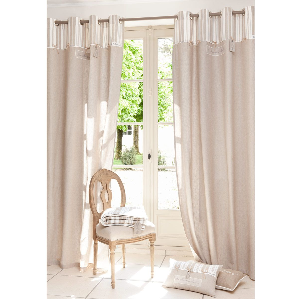 Tende A Vetro Maison Du Monde.Tessile Curtains Curtains Soft Furnishings E University Rooms