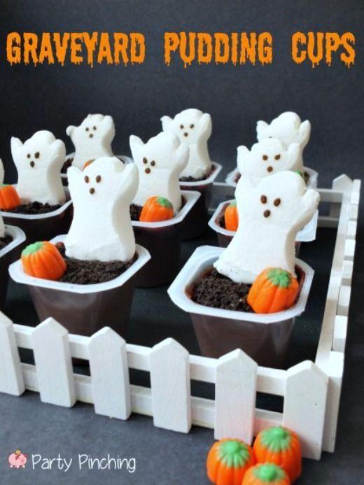Easy Halloween Treats for Your Classroom Parties! Halloween - cute easy halloween treat ideas