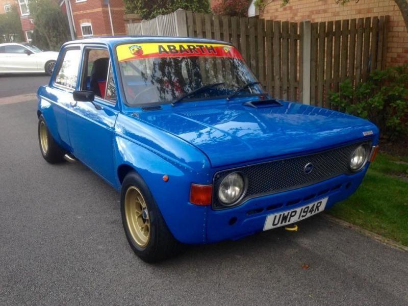 1976 Fiat 128 Rally