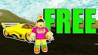 The FREE SUPER CAR CODE in VEHICLE SIMULATOR! (Roblox Codes