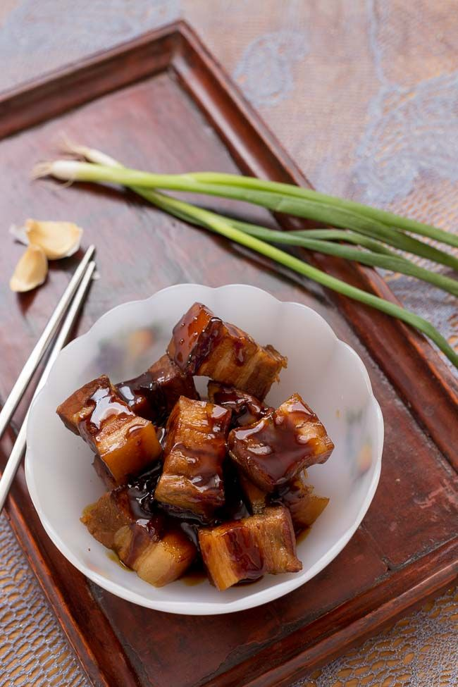 Red cooked pork belly recipe is a chinese home favorite this red cooked pork belly recipe is a chinese home favorite this super simple recipe forumfinder Image collections