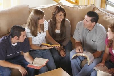 Creative Ideas for a Youth Ministry Room Decoration   youth group ...