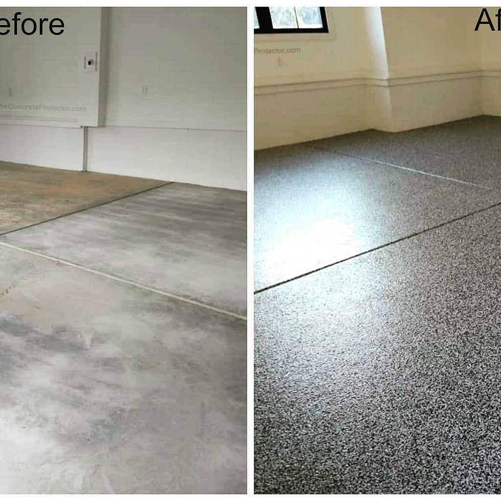 Tiling A Concrete Garage Floor