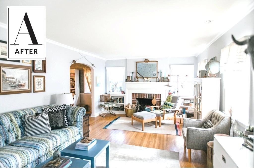 Wohnzimmer mit Erkerfenster Pinterest