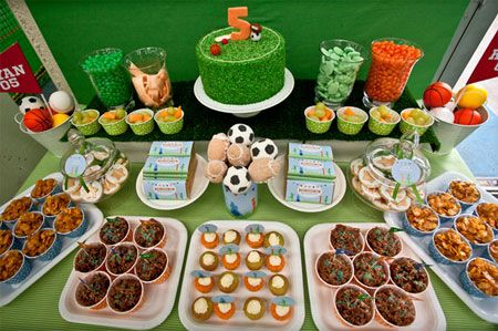 HomeDzine Ideas for a little boys birthday party this is so so
