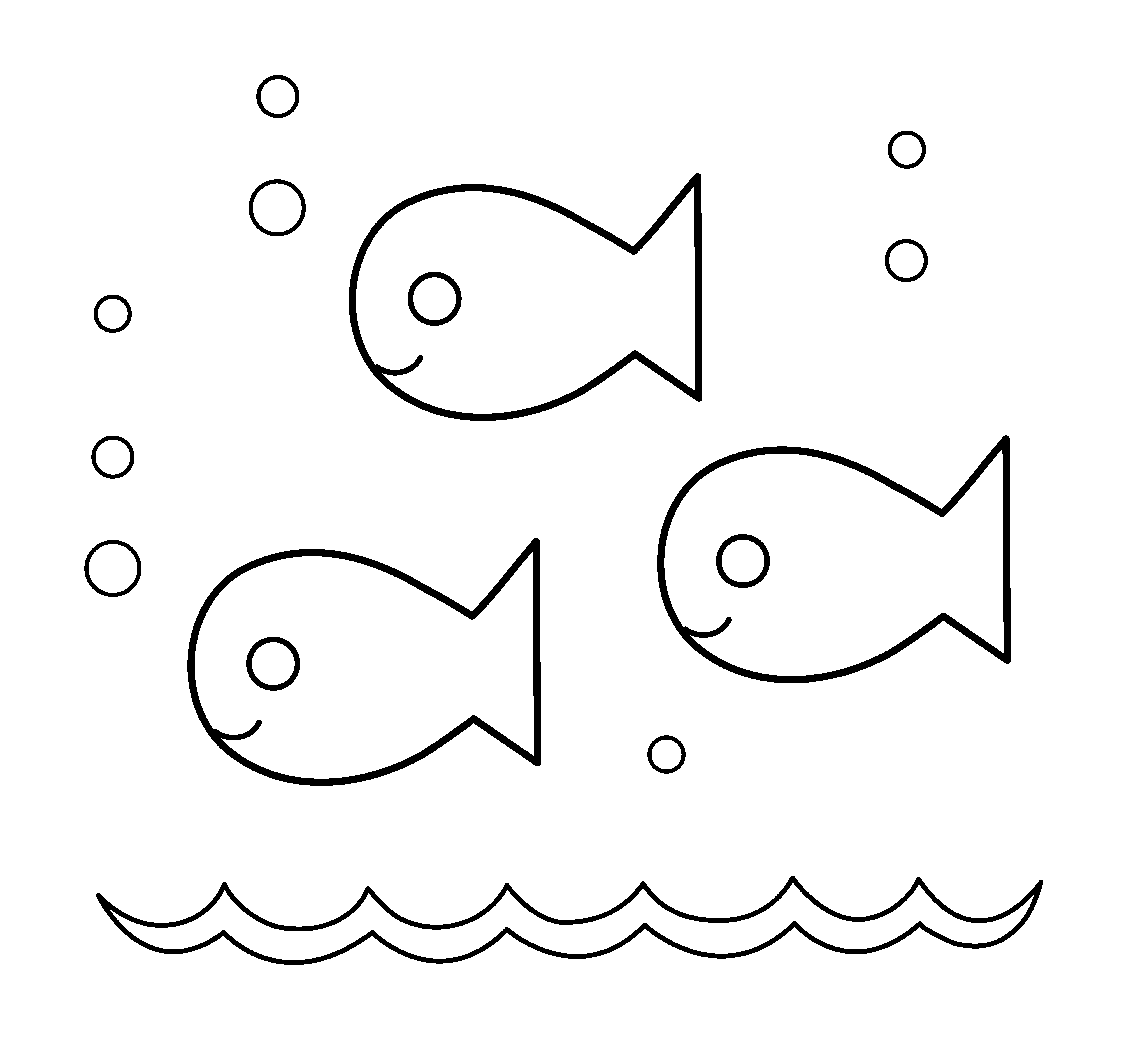 Fish Images Free - Cliparts.co | Montana Decorating, Rock Wall Ideas ...