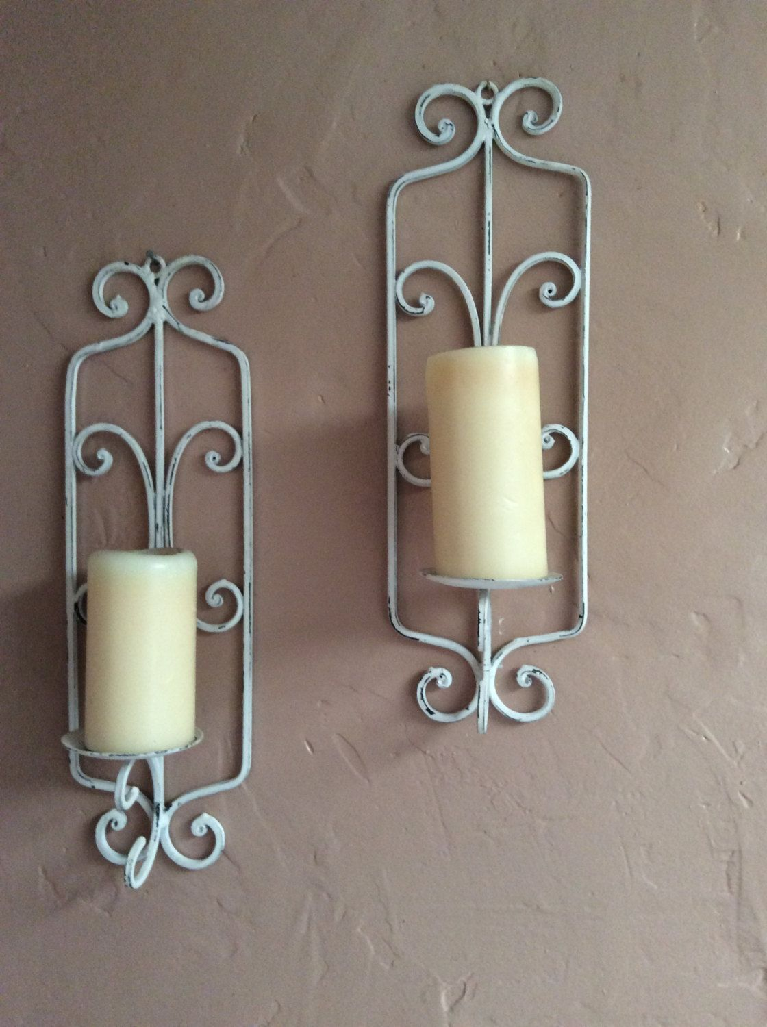 wall candle french of beautiful sconces shelves decor sconce holders shelf iron cast corner high antique decorative