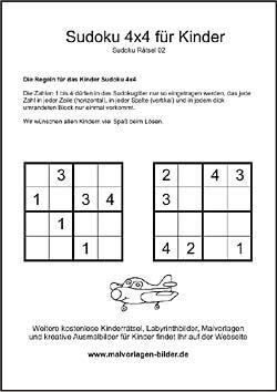 kindersudoku   kreuzworträtsel für kinder, kinder mathe, rätsel für kinder