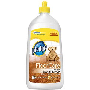 Household Essentials Pledge Floor Care Wood Floor Cleaner Wood