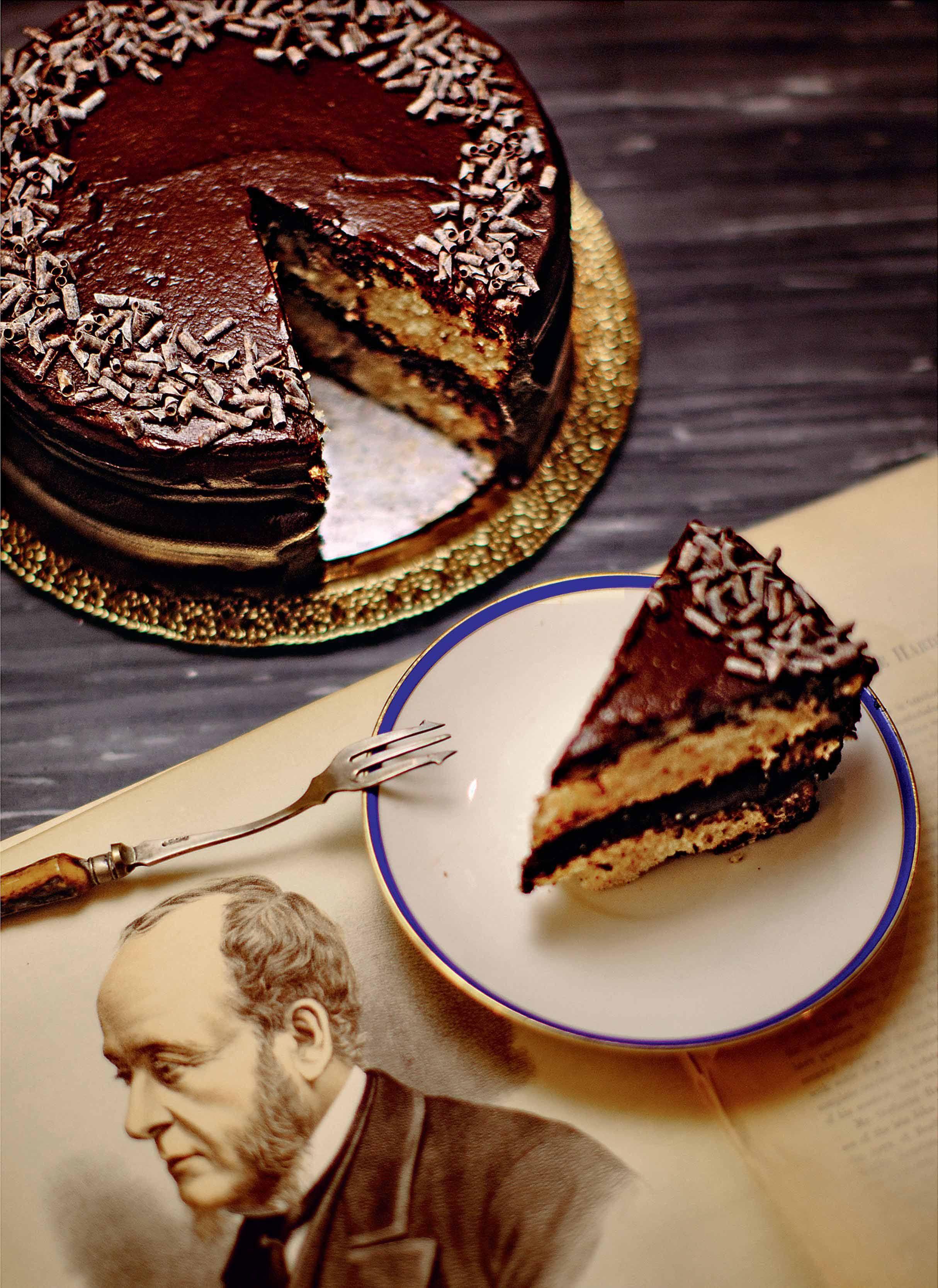 Flourless chocolate cake recipe from The Italian Baker by Melissa ...