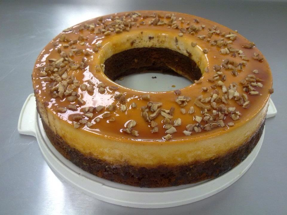 diplomatico pastel