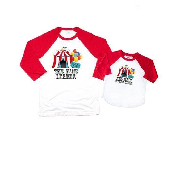 e830df8f Family carnival birthday shirts - boy circus birthday tee - girl carnival  birthday outfit - mom and