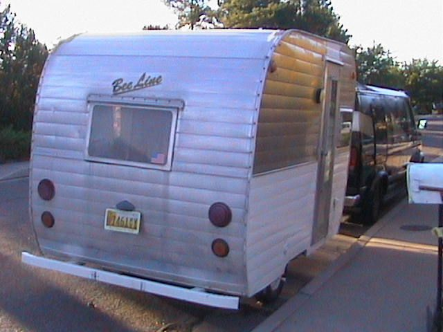 VINTAGE SHASTA CAMPERS | AMERICAN TRAILERs - Vintage RV Travel Trailers, TEARDROP's, MOTORHOMES ...