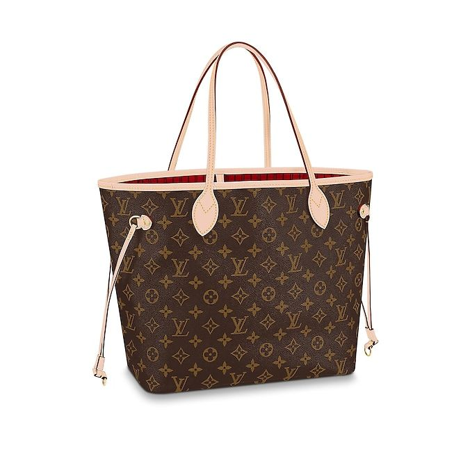 d1b3e61fec00 View 1 - Neverfull MM Monogram Canvas in Women s Handbags Business Bags  collections by Louis Vuitton
