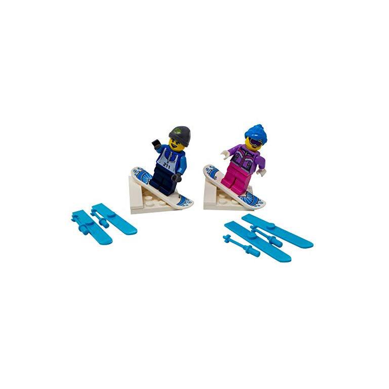 Lego Technic Technik 10 dünne Liftarme 2 Löcher #41677 blau