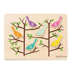 Puzzle oiseaux Dwell studio
