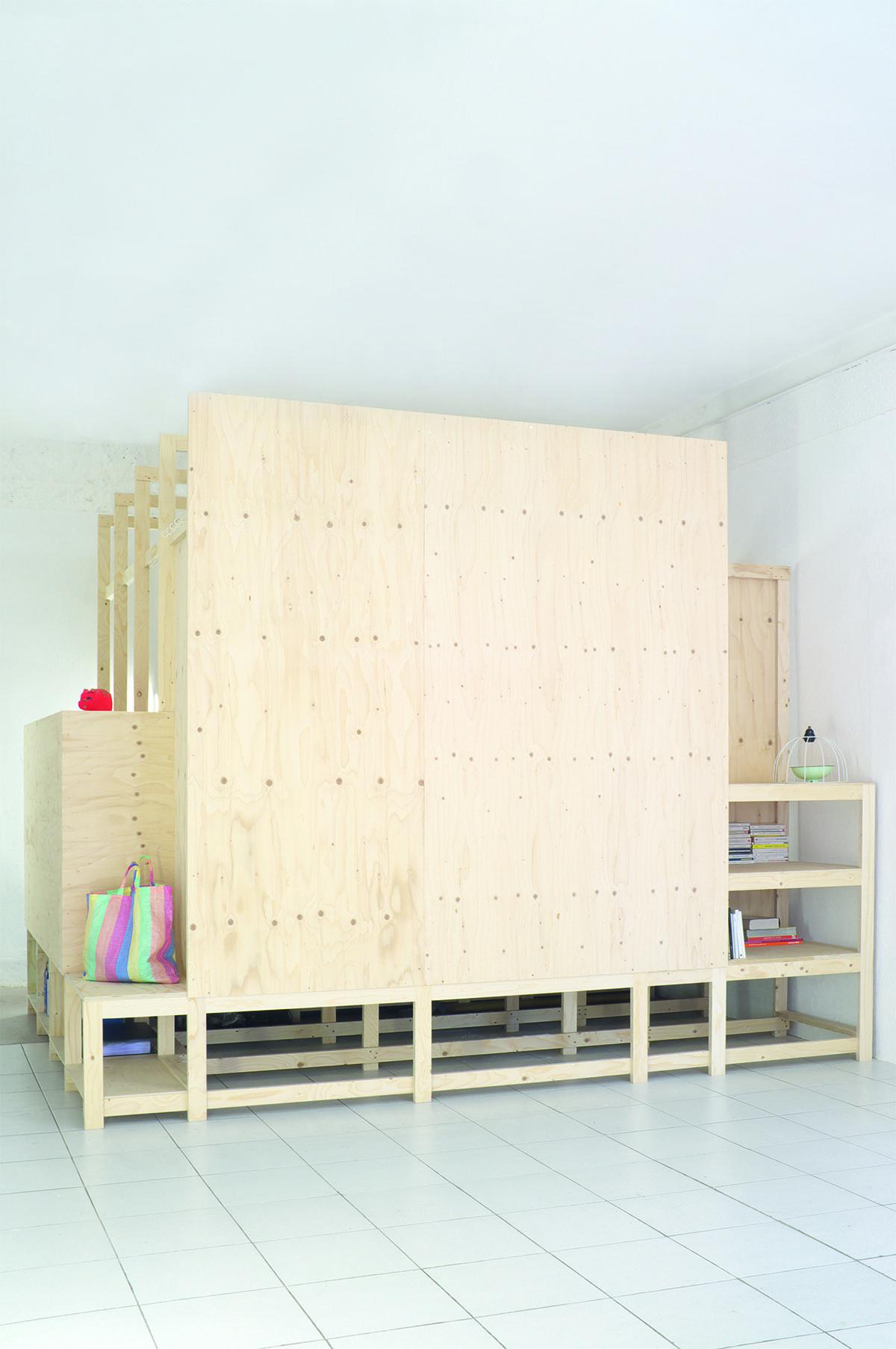 tea house meuble de repos 2013 contreplaqu pic a 300x240x213cm ce meuble lot permet de s. Black Bedroom Furniture Sets. Home Design Ideas