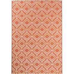 Photo of benuta Plus indoor & outdoor carpet Artis Orange 240×340 cm – for balcony, terrace & gardenbenuta.de