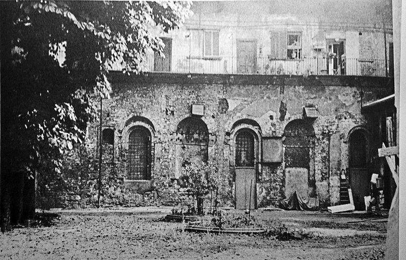 La dimora quattrocentesca di Lorenzo De' Medici a Milano, in Corso Magenta 29 | da Milàn l'era inscì